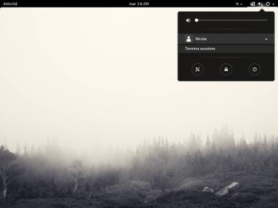 Scrivania | Ubuntu Server 14.04 + GNOME