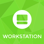 Logo di Fedora Workstation